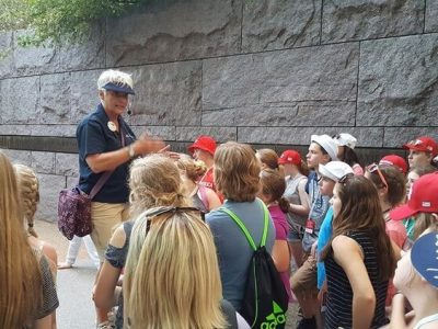How to Lead Student Tours