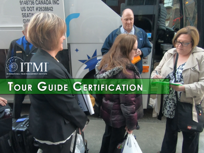 ITMI Tour Guide Certification