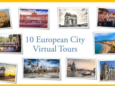 Virtual Tours of France, Italy, Spain, and Portugal
