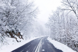 Winter Traveling in Harsh Conditions - Preparation is Key